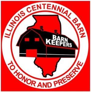 Illinois Centennial Barn logo